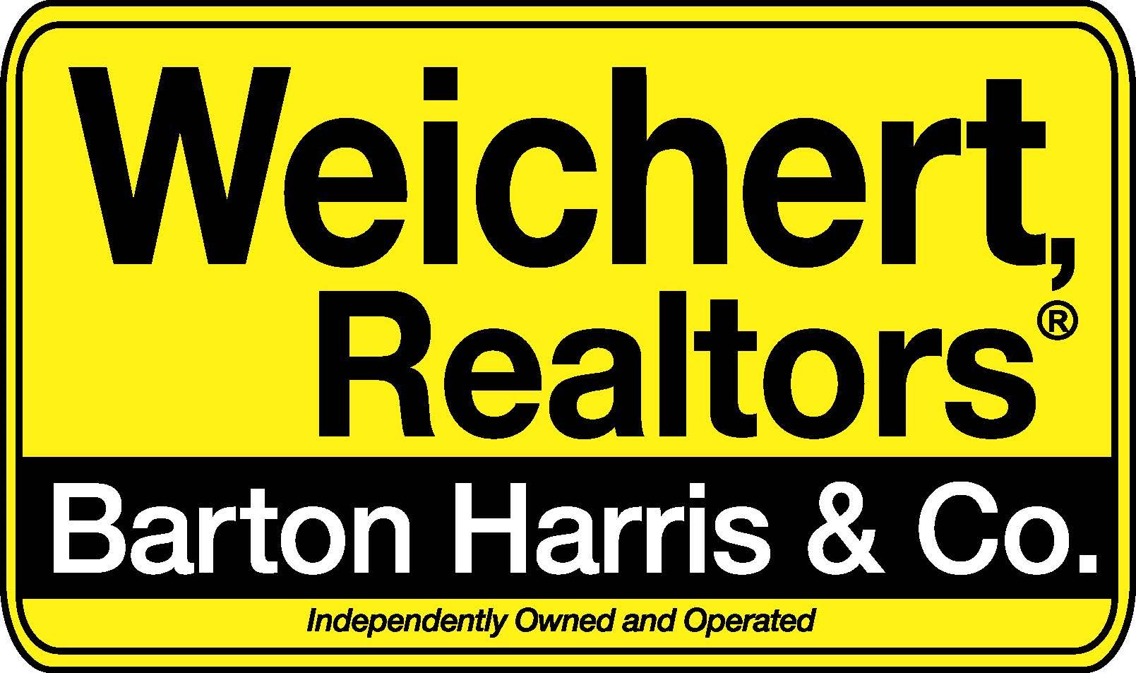 WEICHERT REALTORS® - Barton Harris & Co.